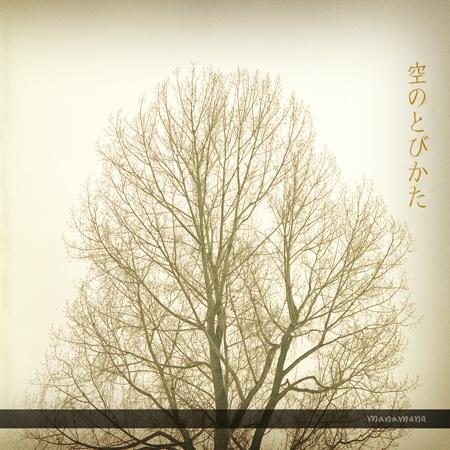 manamana 1st album 「空のとびかた」