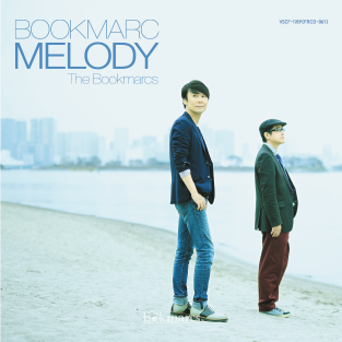 The Bookmarcs 2nd full album - BOOKMARC MELODY