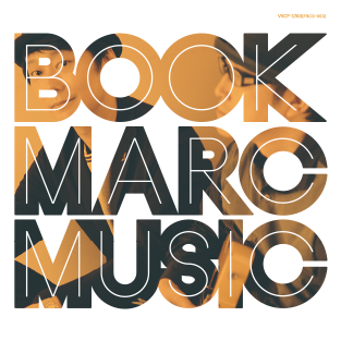The Bookmarcs 1st full album 「BOOKMARC MUSIC」