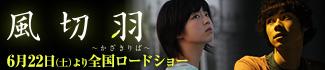 映画『風切羽 〜かざきりば〜』オフィシャルサイト 2013年6月22日(土)より全国ロードショー